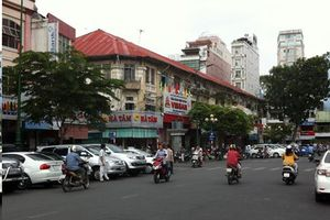 Câu chuyện lịch sử về đường Nguyễn An Ninh bên hông chợ Bến Thành