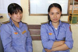 Bộ trưởng GTVT gửi thư khen hai nữ nhân viên gác đường sắt dũng cảm