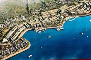 Xôn xao về những bất cập của dự án lấn biển nghìn tỷ ở Quảng Ngãi