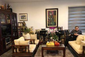Cận cảnh căn nhà giá 'khủng' của Xuân Hinh ở phố cổ Hàng Bông
