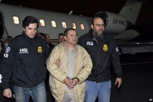 Mỹ xét xử 'bố già' El Chapo