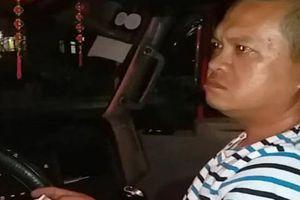 Cần Thơ: Phát hiện tài xế xe container dương tính với ma túy