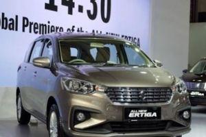 Suzuki Ertiga 2019 đẹp 'long lanh' vừa ra mắt giá hơn 400 triệu được trang bị những gì?