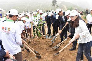 Toyota VN đồng hành cùng Bộ TN&MT tại Lễ phát động Tết trồng cây 'Đời đời nhớ ơn Bác Hồ' Xuân Kỷ Hợi 2019
