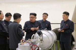 Triều Tiên vẫn tiếp tục chế thêm vũ khí hạt nhân trong năm qua