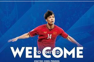 Công Phượng chính thức gia nhập Incheon United, khoác áo số 23