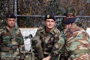 Mỹ chuyển giao tên lửa trị giá hơn 16 triệu USD cho quân đội Liban