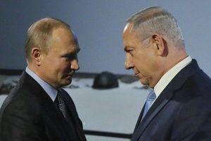 Israel nã bom dữ dội nhưng S-300 vẫn 'bất động', liên minh Nga-Iran đang 'tan nát' ở Syria?