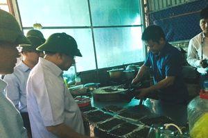 Hà Tĩnh: Giám đốc nhà máy xử lý rác xin lỗi người dân vì ô nhiễm