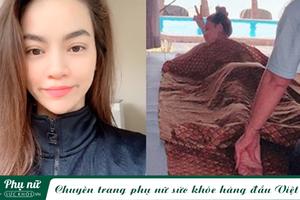 Một số bộ phận cơ thể không còn nguyên vẹn, Hà Hồ phải sang Thái Lan tẩy sạch 'bẩn thỉu'