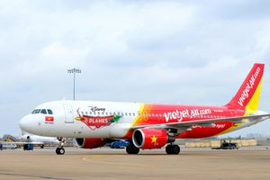 Vietjet thông tin về máy bay bị sự cố lốp sau khi hạ cánh xuống Tân Sơn Nhất
