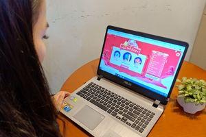 Hơn 33.000 học sinh tham gia khai bút trực tuyến xuân Kỷ Hợi