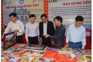 Làm việc với lãnh đạo Hội Nhà báo tỉnh Hải Dương và Hưng Yên