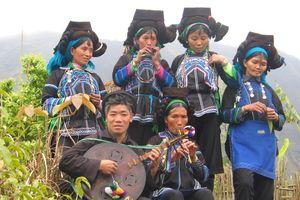 Lào Cai: Tết đông của người Hà Nhì