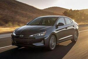 Hyundai Elantra 2019 thay đổi ấn tượng chuẩn bị ra mắt thị trường Việt