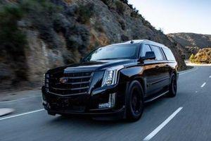 Cadillac Escalade bọc thép chống đạn của AddArmor là chiếc xe bảo vệ tuyệt vời nhất
