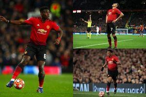 Chấm điểm MU 0-2 PSG: Thất vọng Pogba, Martial