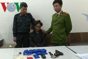 Đối tượng vận chuyển ma túy bắn Trung úy công an trọng thương