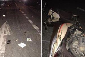 Xe SH tông xe tải đậu bên đường, 3 thanh niên thiệt mạng