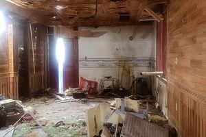 Thanh Hóa: Nhiều người thoát chết trong vụ nổ mìn rạng sáng mùng 5 Tết
