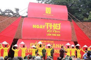 Ngày thơ Việt Nam 2019 - Sự kiện văn học 'ba trong một' và cơ hội quảng bá văn chương Việt Nam