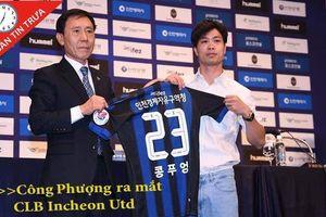 Công Phượng mặc áo số 23, lý do VFF tìm trợ lý cho thầy Park