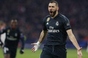 Real Madrid thắng Ajax 2-1: Bản lĩnh nhà vô địch