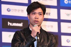 HLV Park Hang-seo: 'Công Phượng phải chứng minh mình hay nhất ở đây'