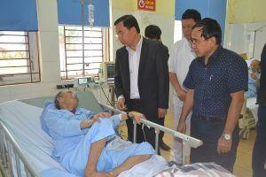 Giám đốc Sở Y tế Hà Nội đánh giá cao công tác khám, chữa bệnh tại BVĐK Ba Vì