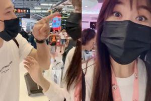 Trấn Thành 'dằn mặt' nhân viên bán hàng vì dám khinh Hari Won