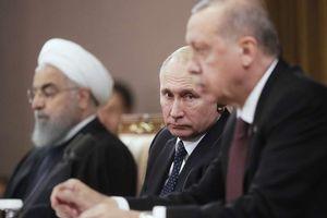 Nga, Iran và Thổ Nhĩ Kỳ đẩy mạnh các biện pháp ổn định tình hình ở Idlib