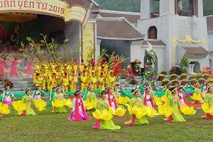 Đặc sắc, hoành tráng ngày khai hội xuân Yên Tử 2019