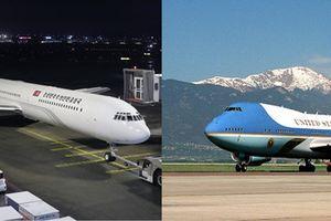 Điểm mặt dàn chuyên cơ 'khủng' Mỹ - Triều Tiên sẽ đến Hà Nội