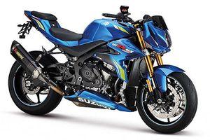 Siêu nakd-bike Suzuki Virus 1000 độ khủng giá 509 triệu đồng