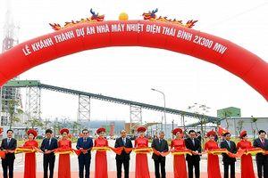 Thủ tướng Chính phủ Nguyễn Xuân Phúc dự lễ khánh thành Dự án Nhà máy nhiệt điện Thái Bình