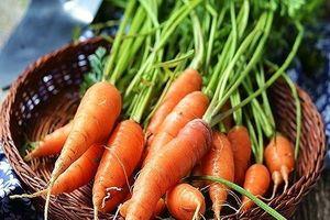 Cà rốt thành 'độc dược' nếu ăn theo cách này