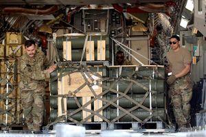 Mỹ chuyển giao tên lửa cho Liban