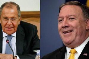 Ngoại trưởng Nga, Mỹ điện đàm về INF và tình hình Venezuela