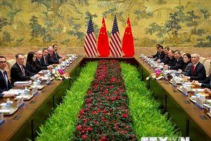 Trung Quốc-Mỹ bắt đầu vòng đàm phán thương mại mới tại Bắc Kinh