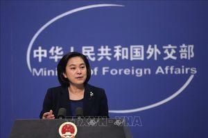 Trung Quốc tái khẳng định quan hệ bình thường với Venezuela
