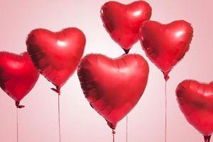 Valentine 14/2: Tôn vinh tình yêu đôi lứa
