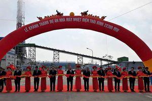Khánh thành Dự án Nhà máy Nhiệt điện Thái Bình trị giá 1,27 tỷ USD