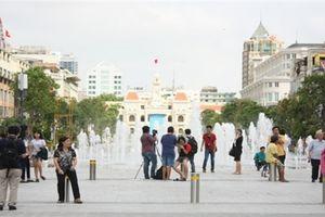 Hơn 200 nghìn khách quốc tế đến TP.HCM dịp Tết nguyên đán Kỷ Hợi