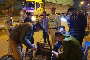 Hà Nội: Phát hiện 2 lái xe khách gần bến Mỹ Đình dương tính với ma túy