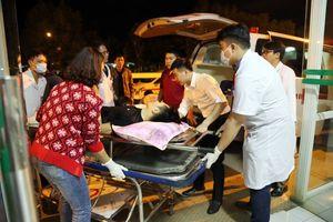 Tai nạn giao thông nghiêm trọng trên cao tốc Lào Cai làm 2 người chết, 10 người bị thương
