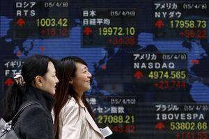 Chứng khoán châu Á giảm nhẹ trước hội đàm thương mại Mỹ - Trung