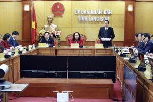Lạng Sơn: Chủ tịch UBND tỉnh yêu cầu chấn chỉnh việc cử đại biểu dự họp