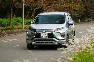 Mitsubishi Xpander bán được 1.295 xe trong tháng 01/2019