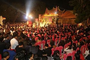 Đảm bảo ANTT Lễ khai hội chùa Tam Chúc - Ba Sao và Lễ phát lương Đức Thánh Trần