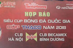 Dàn sao ĐT Việt Nam khai màn mùa giải 2019 bằng trận Siêu Cúp Quốc gia